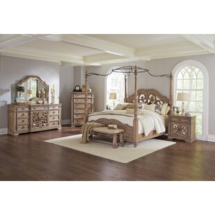 High Quality George Canopy Configurable Bedroom Set