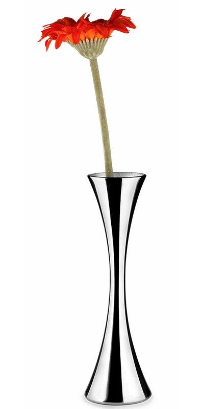 Visol Products Colette Stainless Steel Vase Wayfair