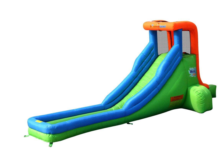 Inflatable Single Water Slide