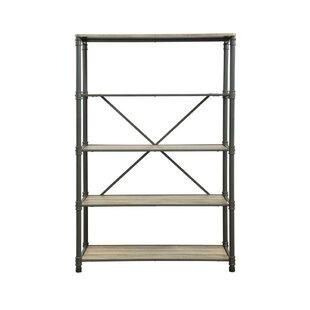 Croker Industrial Etagere Bookcase