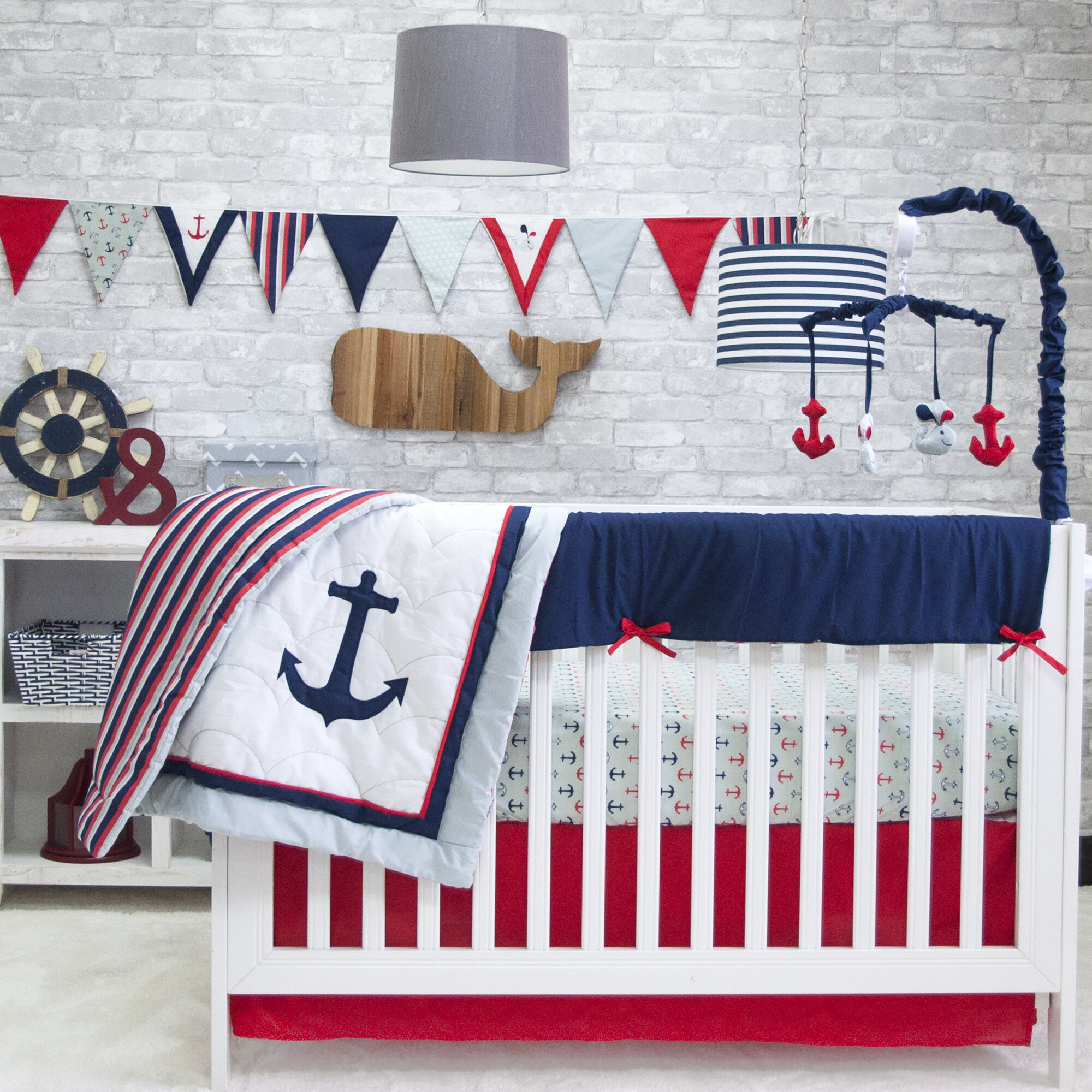 anchors made jojo cot away seaside learn nursery blue ter girl cribs sweet bedroom skirt white collections full whale bedding red how baseball baby rose boy bumper sets the infant set sailor size of prod designs crib exactly ddler a sheets we nautical