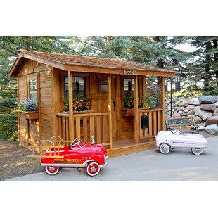 Kids Log Cabin Play House Wayfair Ca
