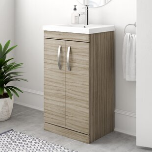 Athena 505mm Free-standing Vanity Unit by Premier