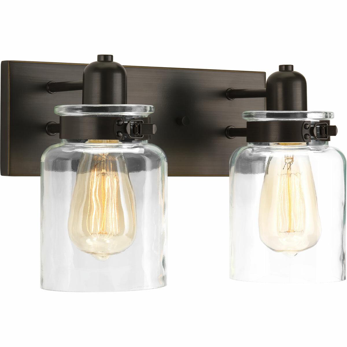 finest selection d0c38 372d1 Vasilia 2-Light Vanity Light