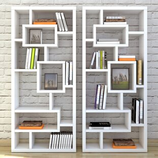 Asymmetrical Bookcase | Wayfair