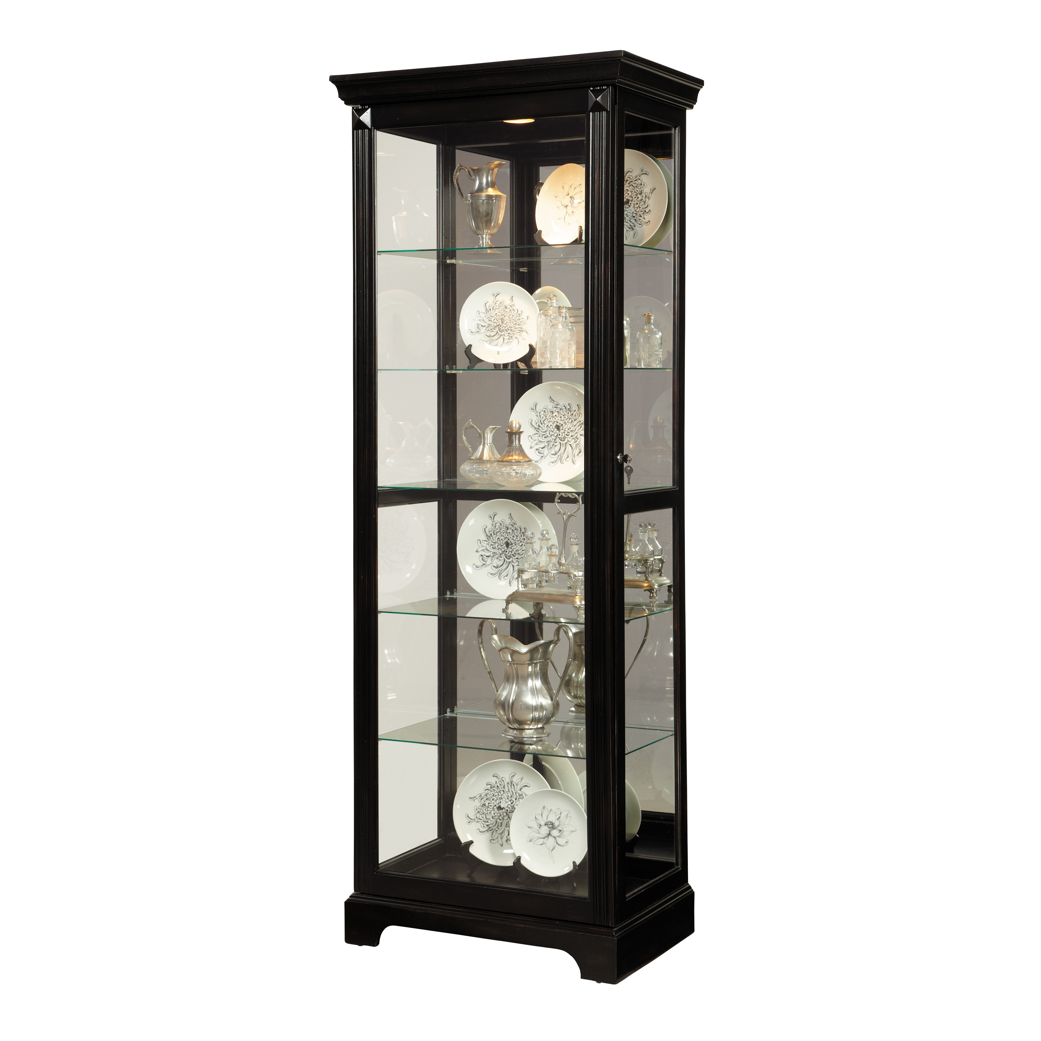 corner cabinet inlaid lighted glass light saveenlarge mahogany galery cabinetwooden compare with curio nagpurentrepreneurs