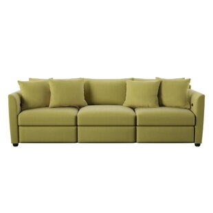 Modern & Contemporary Contemporary Reclining Sofa | AllModern