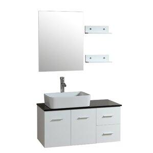 Kokols 24 Bathroom Vanity Set kokols bathroom vanities you'll love   wayfair