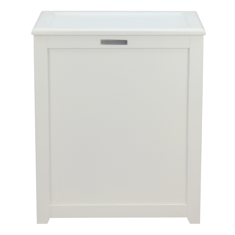 Oceanstar Design Storage Cabinet Laundry Hamper U0026 Reviews | Wayfair