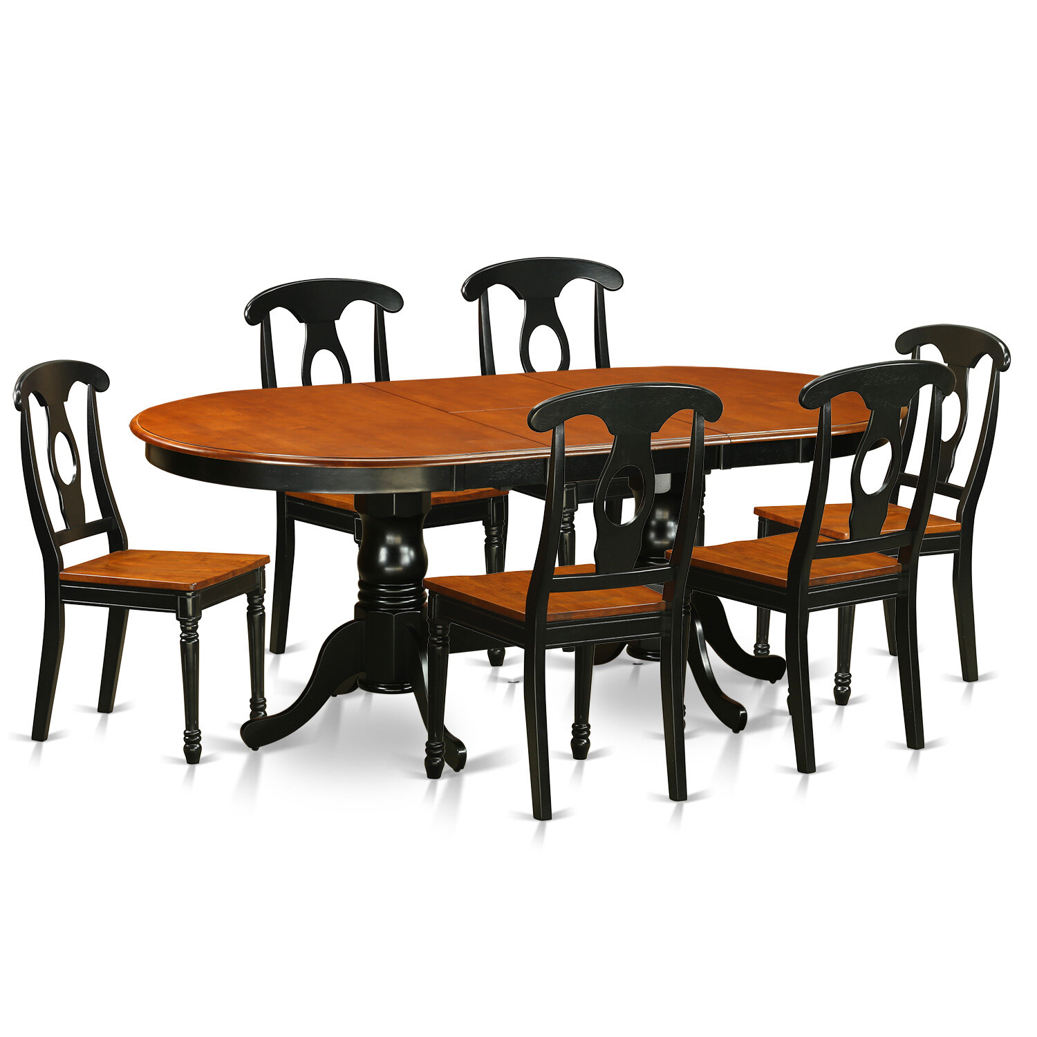 August Grove Pilcher Modern 7 Piece Dining Set Wayfair