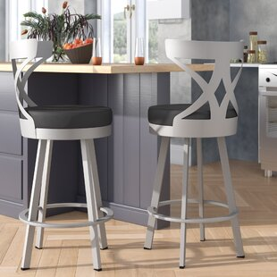 Leechburg 30 Swivel Bar Stool