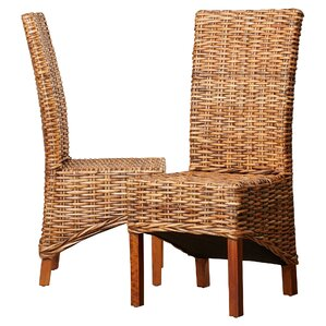 Feldman Solid Wood Dining Chair (Set o..
