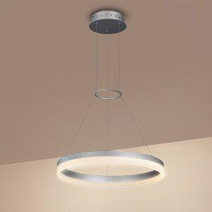 Chifdale Orbicular 2-Light LED Geometric Pendant