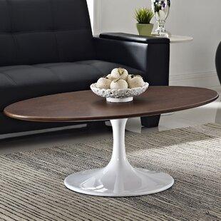 Julien Oval Coffee Table