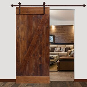 Sliding Barn Doors Sliding Barn Door Cabinet | Wayfair