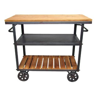 Claborn Bar Cart