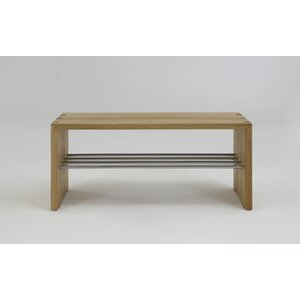 Sitzbank Karine aus Holz von Natur Pur