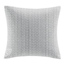 Tait Embroidered Block Throw Pillow