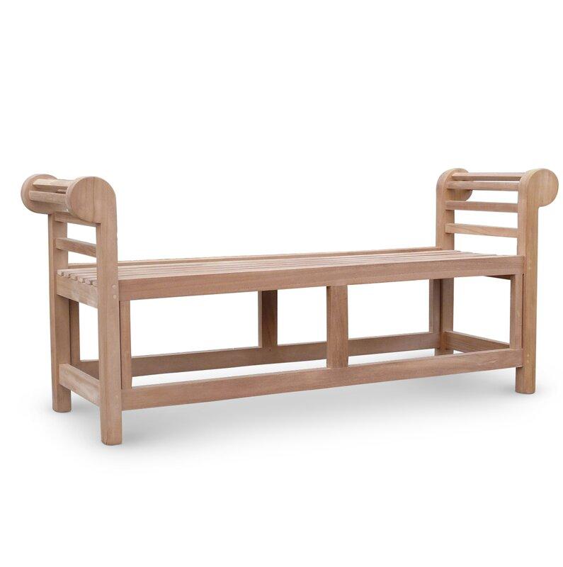 garten living gartenbank christien aus teakholz bewertungen. Black Bedroom Furniture Sets. Home Design Ideas
