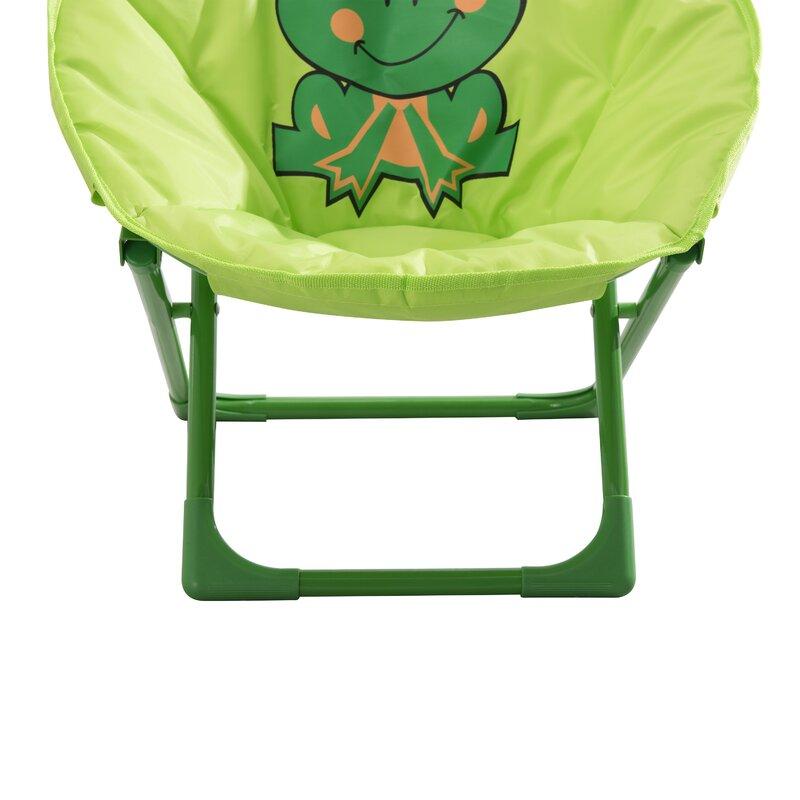 Merveilleux Nathanial Frog Kids Novelty Chair