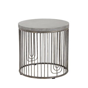 Sargon End Table by Sunpan Modern