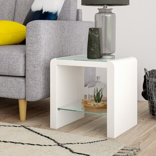 White Side Tables You\'ll Love | Wayfair.co.uk