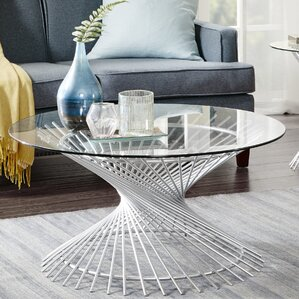 Sandra Coffee Table by Lat..