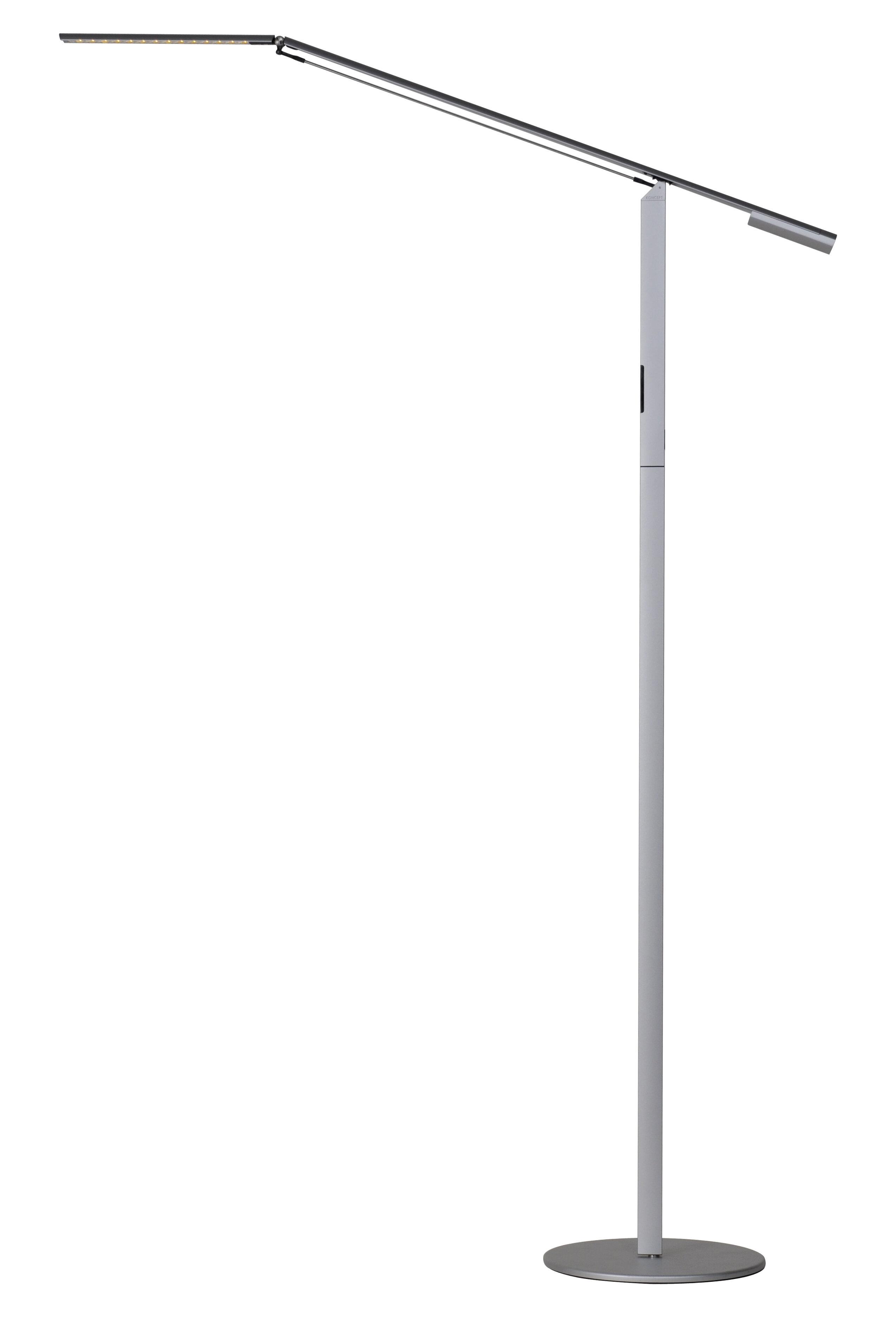 Equo 4475 led task floor lamp reviews allmodern aloadofball Gallery