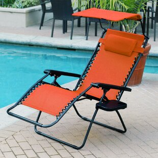 Charming Zero Gravity Outdoor Chair | Wayfair