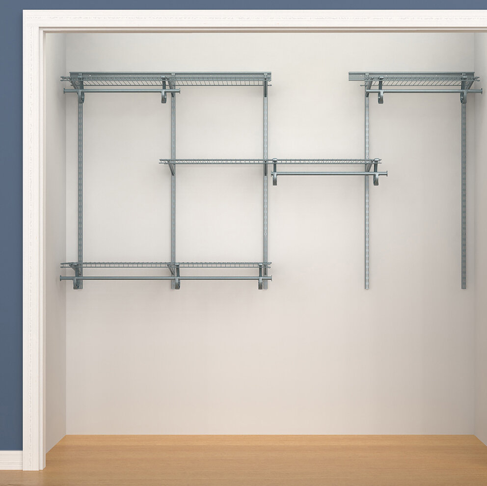 Closetmaid Shelftrack Jpg 992x990 Shelftrack System