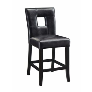 Lenhof Classy Counter Height Upholstered Dining Chair (Set of 2)