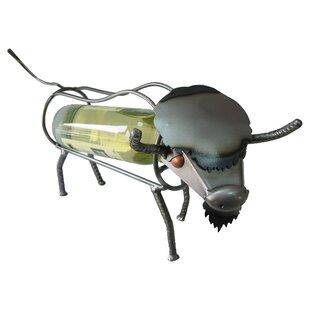 Buffalo 1 Bottle Tabletop Wine Rack