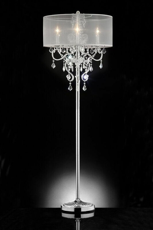 Willa Arlo Interiors Rosalie Crystal 63\