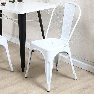 White Kitchen Chairs You\'ll Love | Wayfair