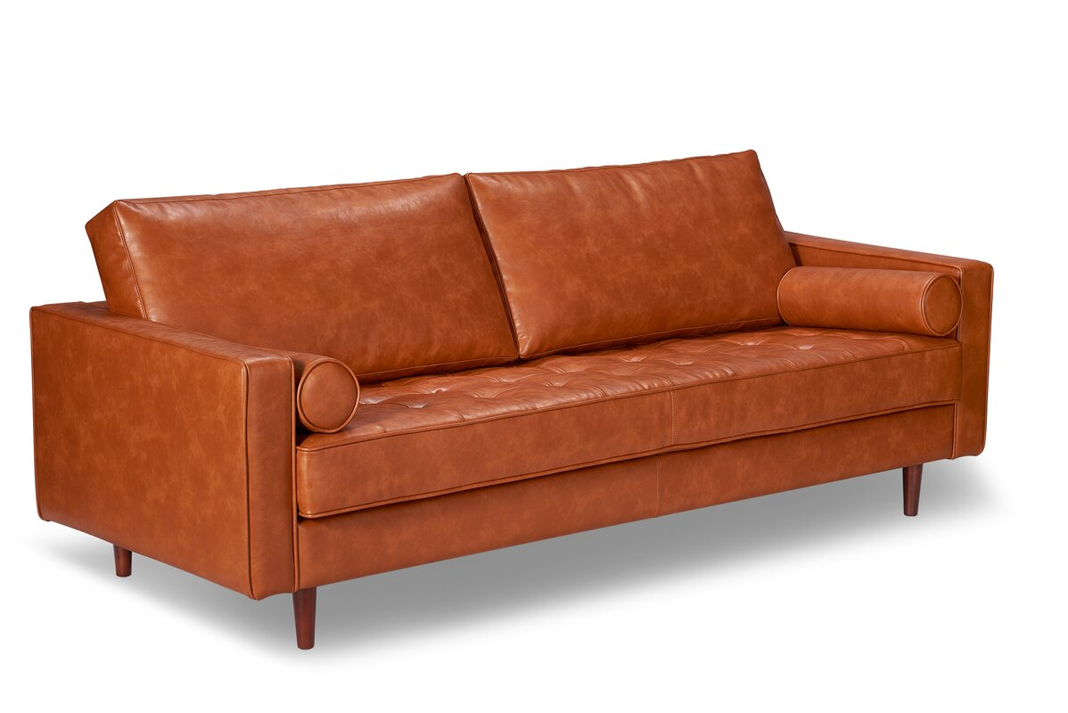 100 leather couch leather couch sectional brown video and p