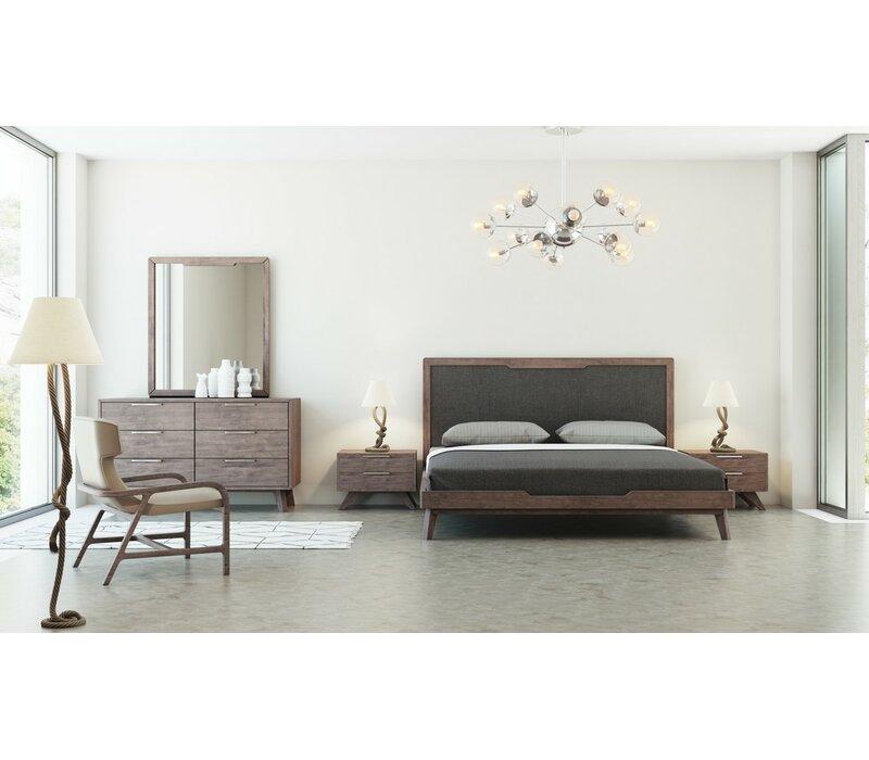 Langley Street Hali Platform 5 Piece Bedroom Set & Reviews