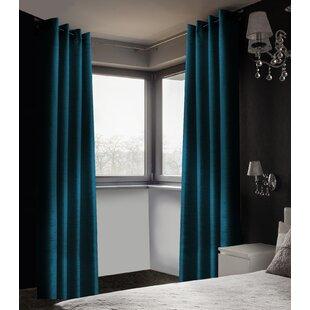 Blue Curtains Amp Drapes You Ll Love Wayfair Ca