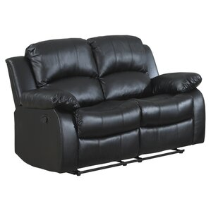 Iris Reclining Loveseat by Latitude Run