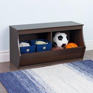 Melody Toy Storage Bin