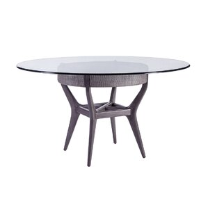 Formosa Dining Table with Glass Top by Artistica Home