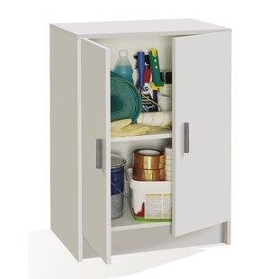 Cupboard 2 Doors Storage Cabinet