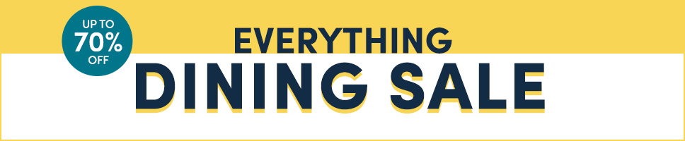 Everything Dining Sale