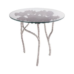 Briele Round End Table by Bloomsbury Market