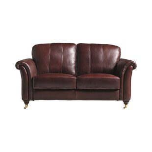 Nightsbridge Leather 2 Seater Sofa