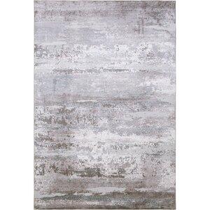 Brooksville Charcoal/Gray Area Rug