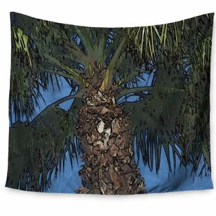 Cyndi S Palm Tree Tapestry And Wall Hanging