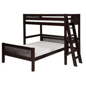 Isabelle Twin Over Full L-Shaped Bunk Bed by Viv + Rae