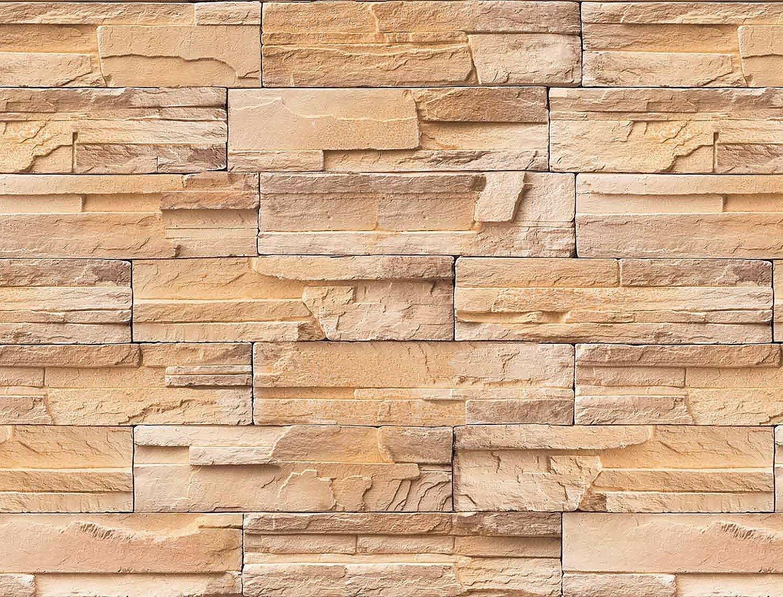 Brick, Wood & Stone Wallpaper You'll Love in 2019 | Wayfair