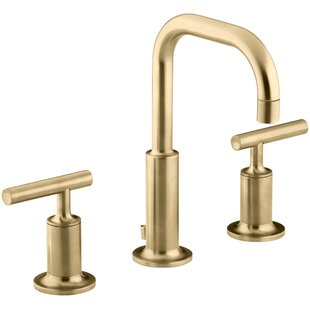 Matte Gold Bathroom Faucet | Wayfair