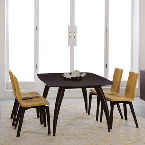 Donta Rectangular Extendable Dining Table..